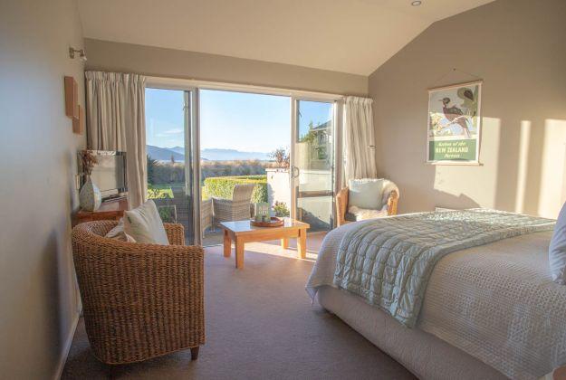 Franklin Room | Dunluce Boutique Accommodation | Fiordland | Te Anau